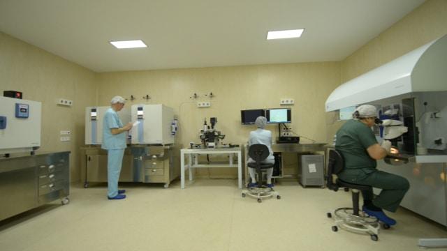 Laboratory in Chachava