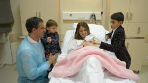 Childbirth in Chachava