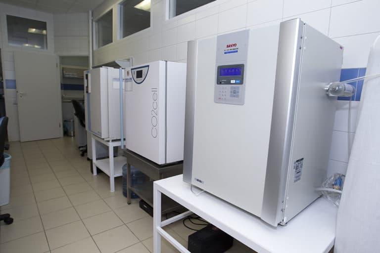 Laboratorio clínica Victoria